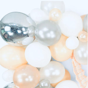 CHAMPAGNE BUBBLES BALLOON GARLAND KIT