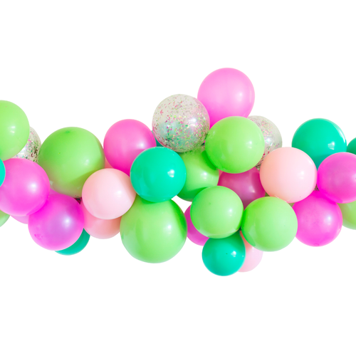 Neon & Pink BALLOON GARLAND