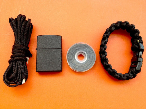 Compact Survival Cord - Micro Technora (2-pack)