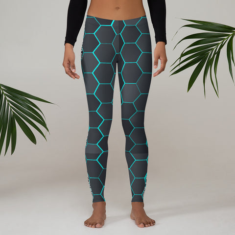 TikTokers Honeycomb Legging