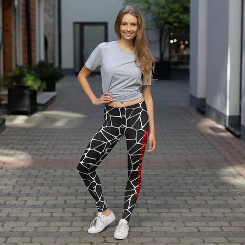 TikTokers Silver Legging