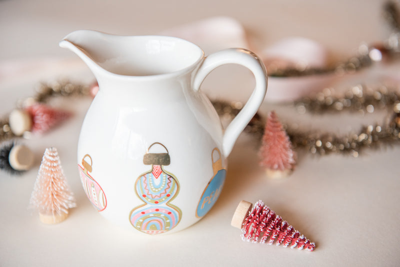Mini Ornament Pitcher