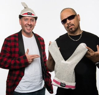 Ice T is bringing high fashion back to Compton…