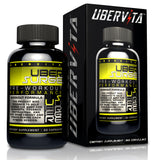 ubersurge ubervita pre-workout endurance performance lean muscle building