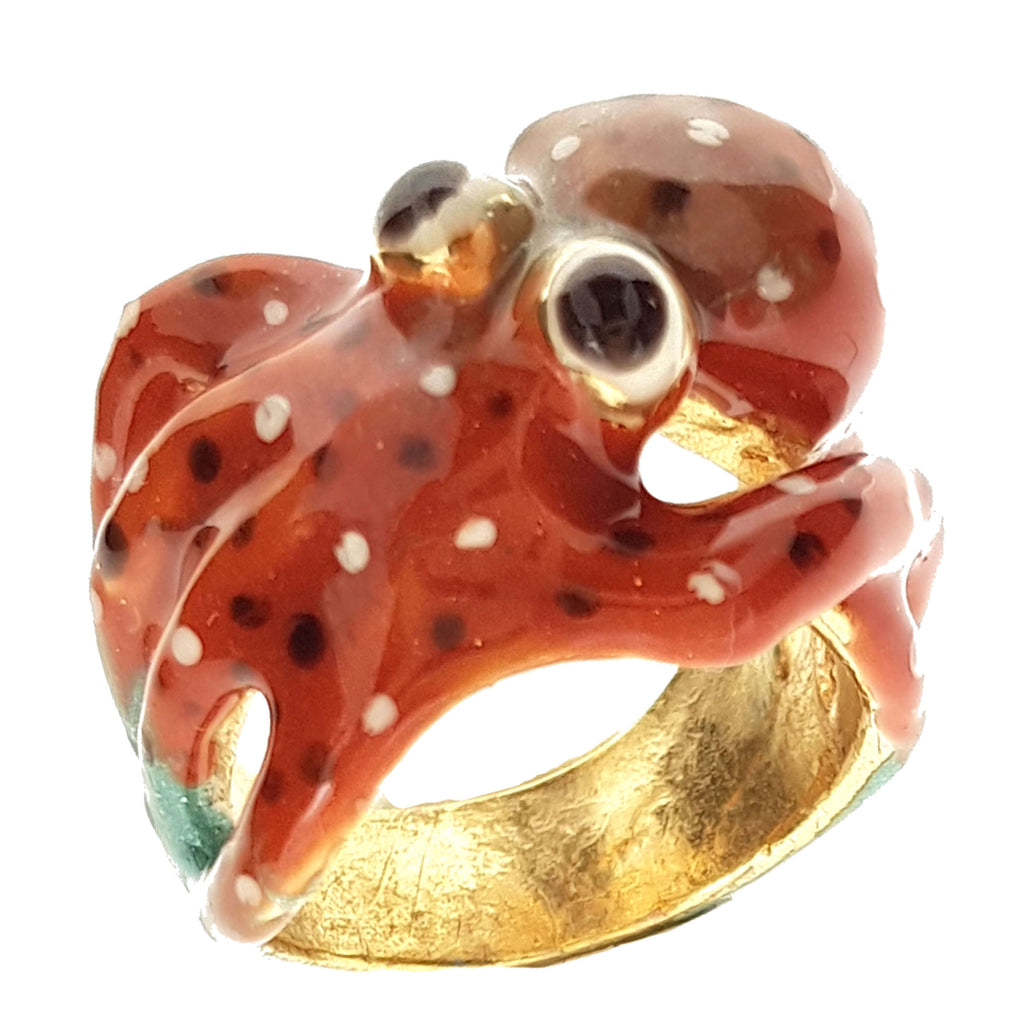 Anello Octopus - Shop-estroconcept