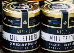 Organic Millefiori Honey