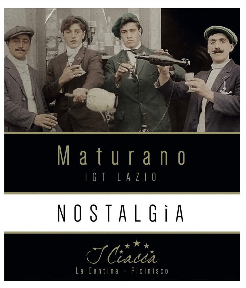 Load image into Gallery viewer, I Ciacca Nostalgia Maturano IGT 2017