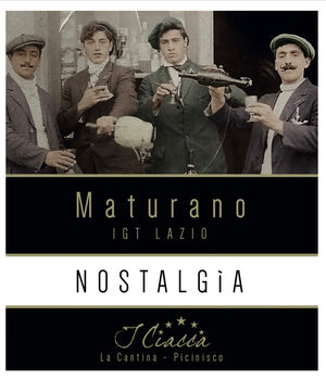 Load image into Gallery viewer, I Ciacca Nostalgia Maturano IGT 2019