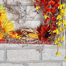 Load image into Gallery viewer, Rustic Fall Wreath