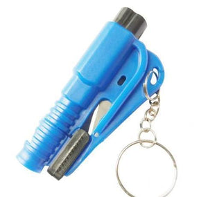 Car Escape Tool Keychain & SOS Survival Kit Outdoor Emergency Tools