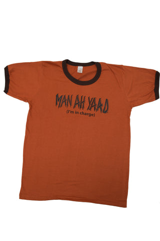 """Mad Ah Yaad"" Womens Graphic Tee"