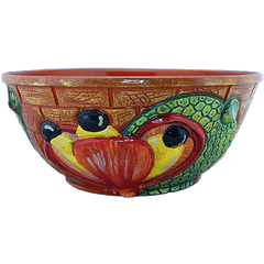 Glazed Fruit Bowl