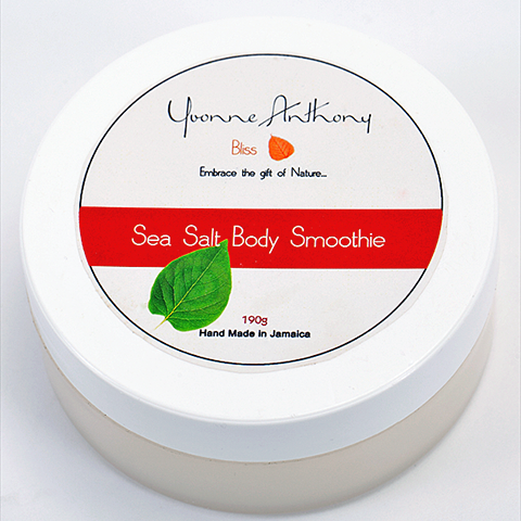 Yvonne Anthony Sea Salt Body Smoothie