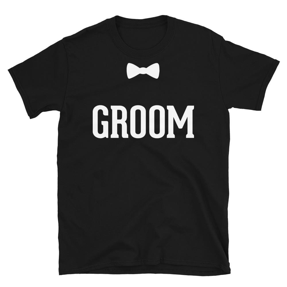Groom - T-Shirt - real men t-shirts, Men funny T-shirts, Men sport & fitness Tshirts, Men hoodies & sweats