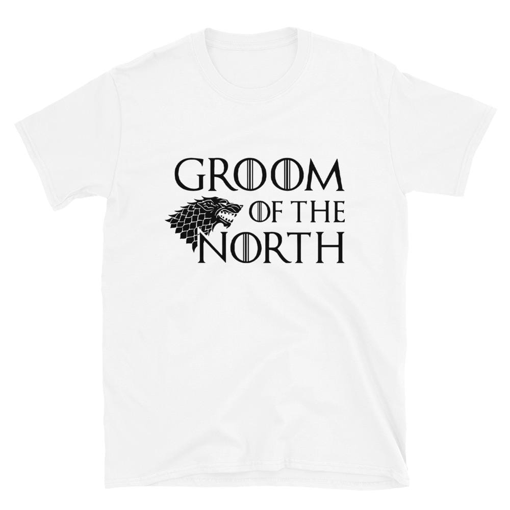 Groom Of The North - T-Shirt - real men t-shirts, Men funny T-shirts, Men sport & fitness Tshirts, Men hoodies & sweats