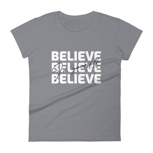 Believe In Yourself Women-t-shirt - real men t-shirts, Men funny T-shirts, Men sport & fitness Tshirts, Men hoodies & sweats