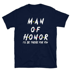 Man Of Honor - T-Shirt - real men t-shirts, Men funny T-shirts, Men sport & fitness Tshirts, Men hoodies & sweats