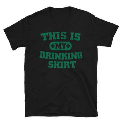 This is my drinking shirt Unisex T-Shirt - real men t-shirts, Men funny T-shirts, Men sport & fitness Tshirts, Men hoodies & sweats