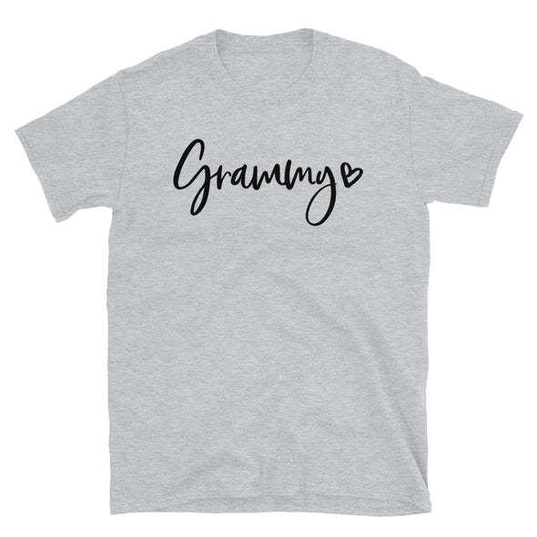 Grammy, Grandma - T-Shirt - real men t-shirts, Men funny T-shirts, Men sport & fitness Tshirts, Men hoodies & sweats