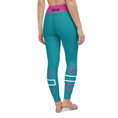 AS31 Sportswear Yoga Leggings STEP Colorful