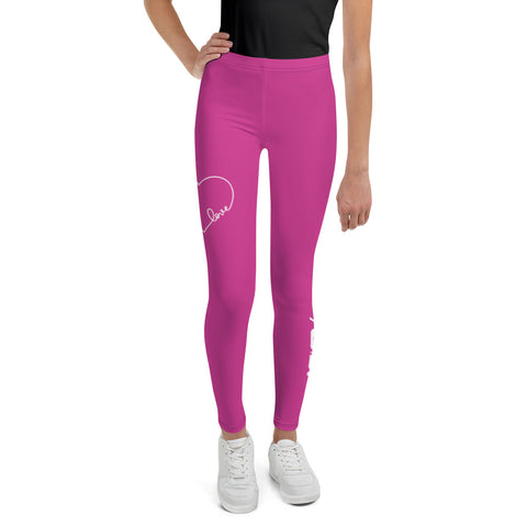 Teenager Leggings HEART