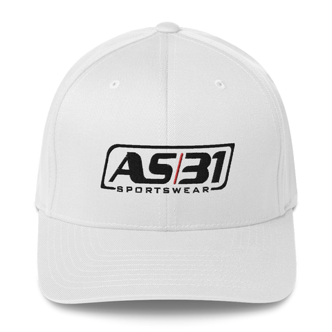 AS31 Sportswear Structured Twill Cap