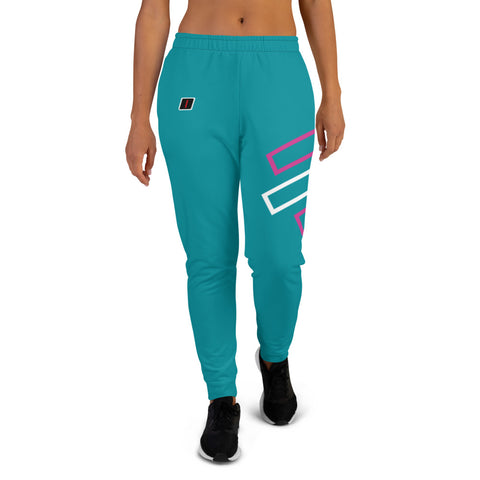AS31 Sportswear Women's Joggers STEP Colorful