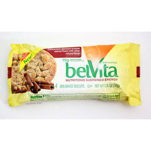 BELVITA CINN SUGAR BREAK BISCUIT