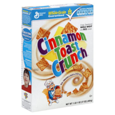 Cinnamon Toast Crunch (40 oz bulk)