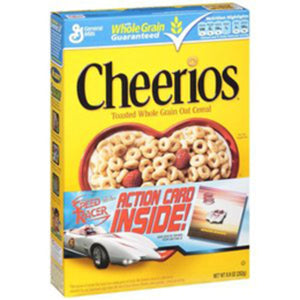 Bulk Cheerios Cereal (116 oz Case)