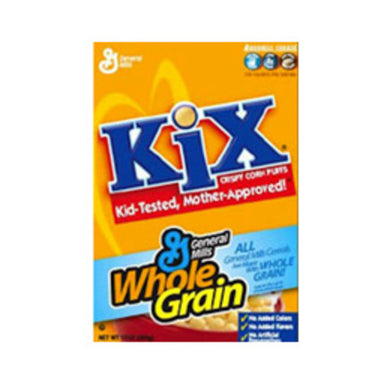BULK***KIX CEREAL***4/25oz
