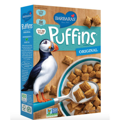 PUFFINS ORIGINAL FOR POUR 12/10OZ