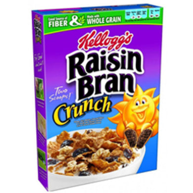 BULK CRUNCH***RAISIN BRAN***CRUNCH