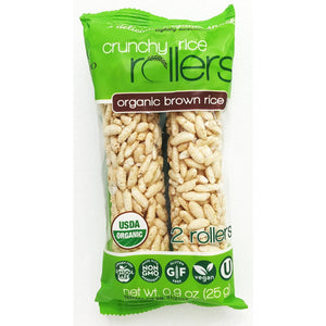 BROWN RICE ROLLERS 16/2PACKS