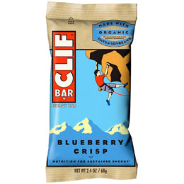 Clif Bar Blueberry Crisp (Box of 12 Bars)