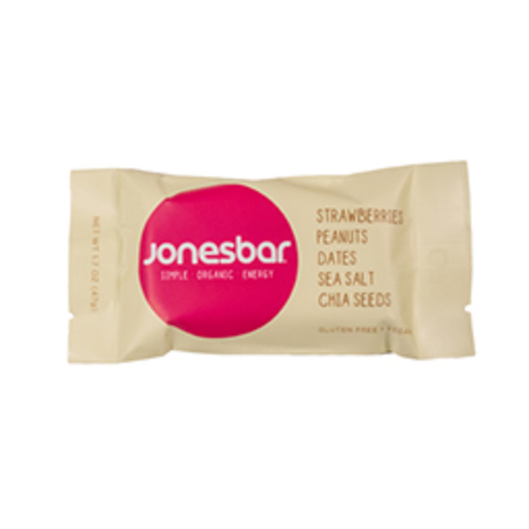 Jonesbar Peanut Butter & Jelly (Box of 12 Bars)