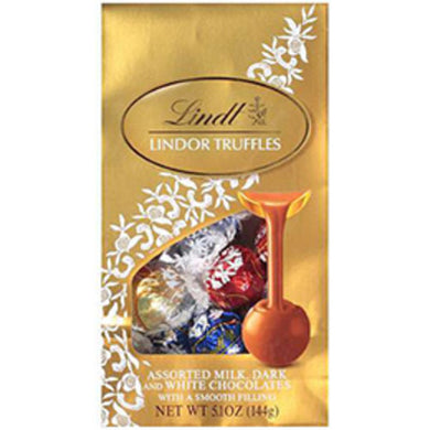 LINDT TRUFFLES ASSORTMENT