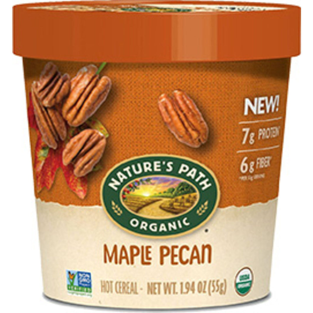 NP MAPLE PECAN OATMEAL 12/1.91 OZ
