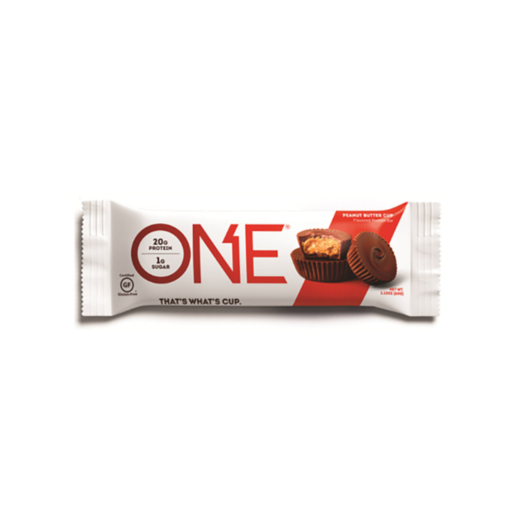 ONE Bar Peanut Butter Cup Protein Bar (Box of 12 Bars)
