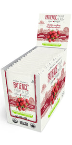PATIENCE DRIED CRANBERRIES 15/1 OZ