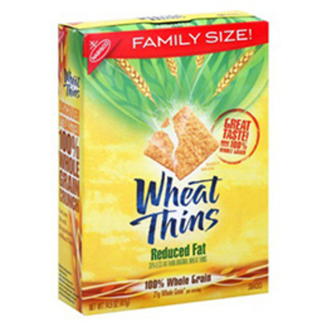REDUCED FAT WHEAT THINS 8.5oz