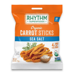 RHYTHM CARROT STICKS 8/.6 OZ
