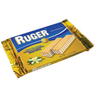 RUGER WAFERS***VANILLA***96 COUNT