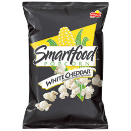 Smartfood White Cheddar Popcorn Single-Serve Bags (Box of 104 Bags)