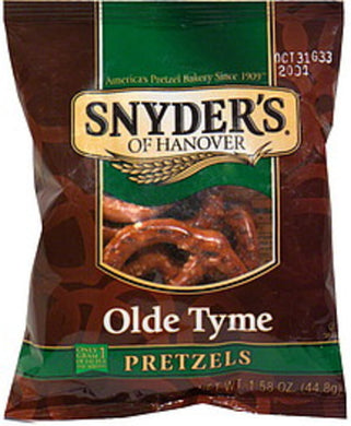 SNYDERS PRETZEL STICKS 60/1.5 CS