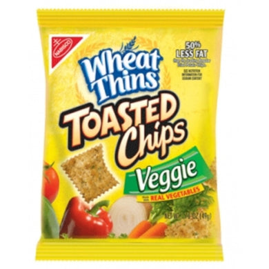 WHEAT THIN TOASTED VEGGIE 60/1.75oz