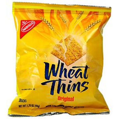 Wheat Thins (1.75 oz bags)