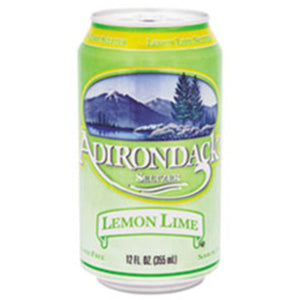ADIRONDACK LEMON LIME (24 CANS)
