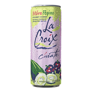 La Croix Curate Blackberry Cucumber Sparkling Water (Case of 24 Cans)