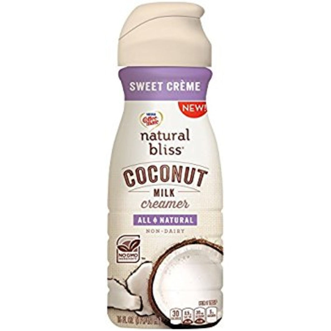 COFFEE MATE NATURAL BLISS COCONUT